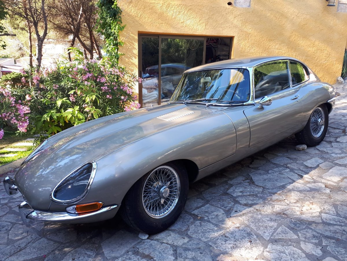 1966 E Type series 1 ,2 plus 2 SOLD (picture 1 of 4)