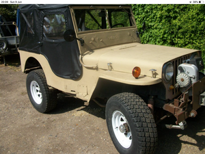 1948 Willys Jeep cj2a For Sale