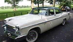 1956 chrysler.  Hemi powered