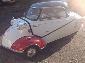 1959 Messerschmitt KR200 SOLD