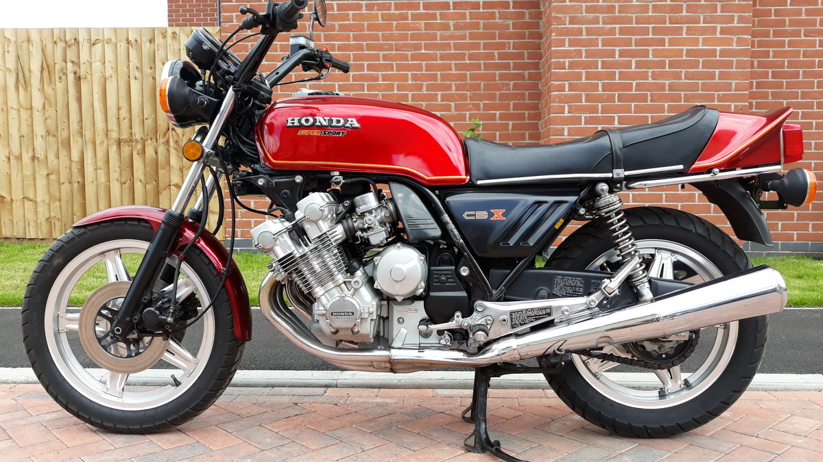 1979 Honda CBX 1000 Beautiful original unmolested SOLD (picture 1 of 6)