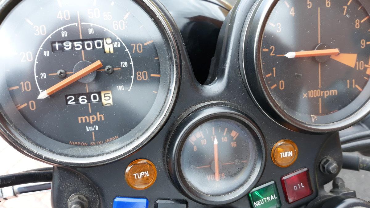 1979 Honda CBX 1000 Beautiful original unmolested SOLD (picture 3 of 6)
