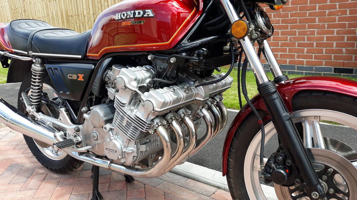 1979 Honda CBX 1000 Beautiful original unmolested SOLD (picture 4 of 6)