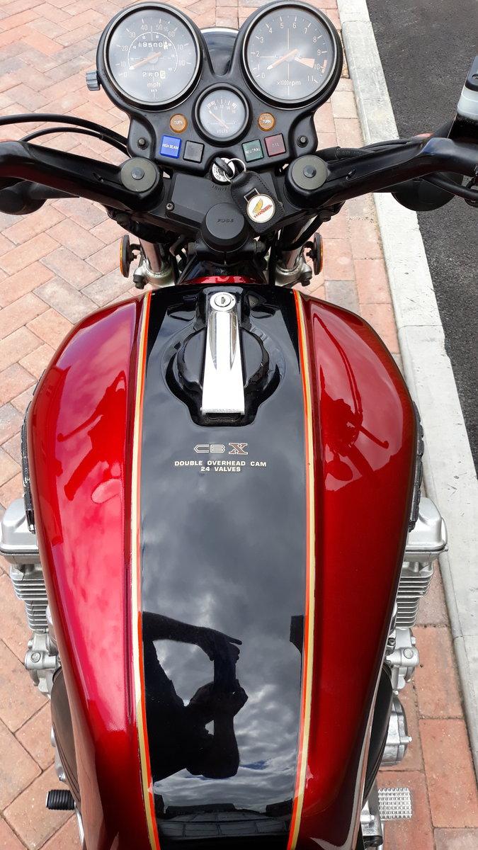 1979 Honda CBX 1000 Beautiful original unmolested SOLD (picture 5 of 6)