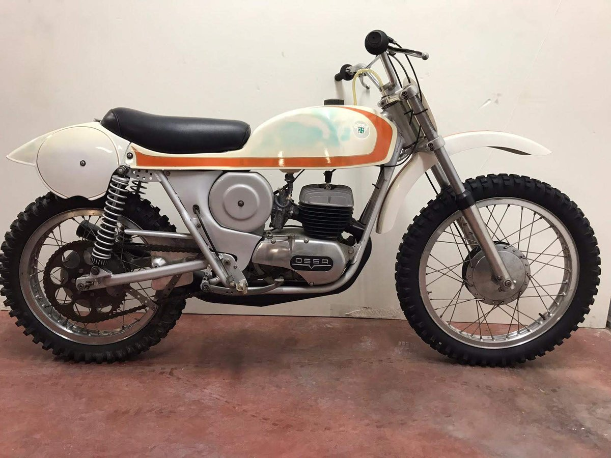 1969 OSSA Stiletto 250 For Sale (picture 1 of 2)