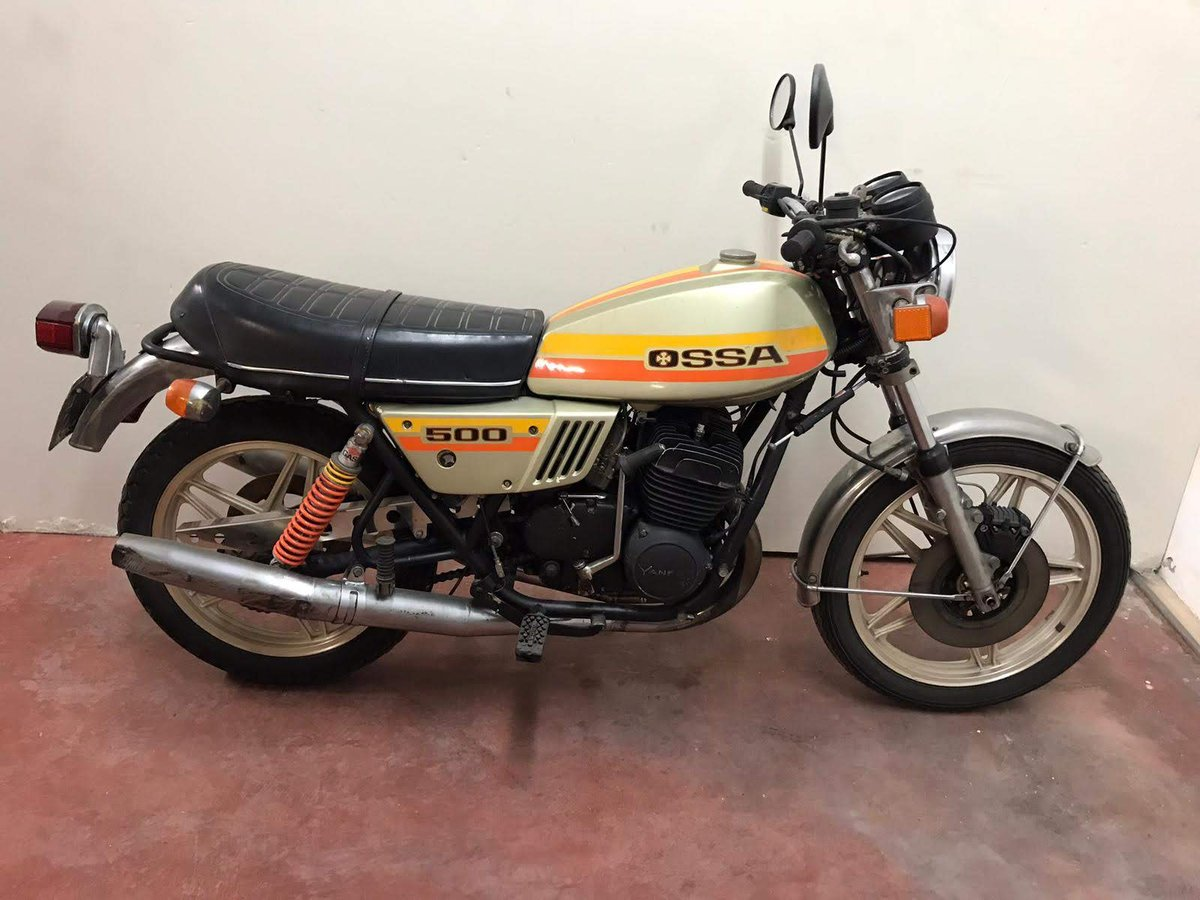 1977 OSSA Yankee 500 For Sale (picture 1 of 2)