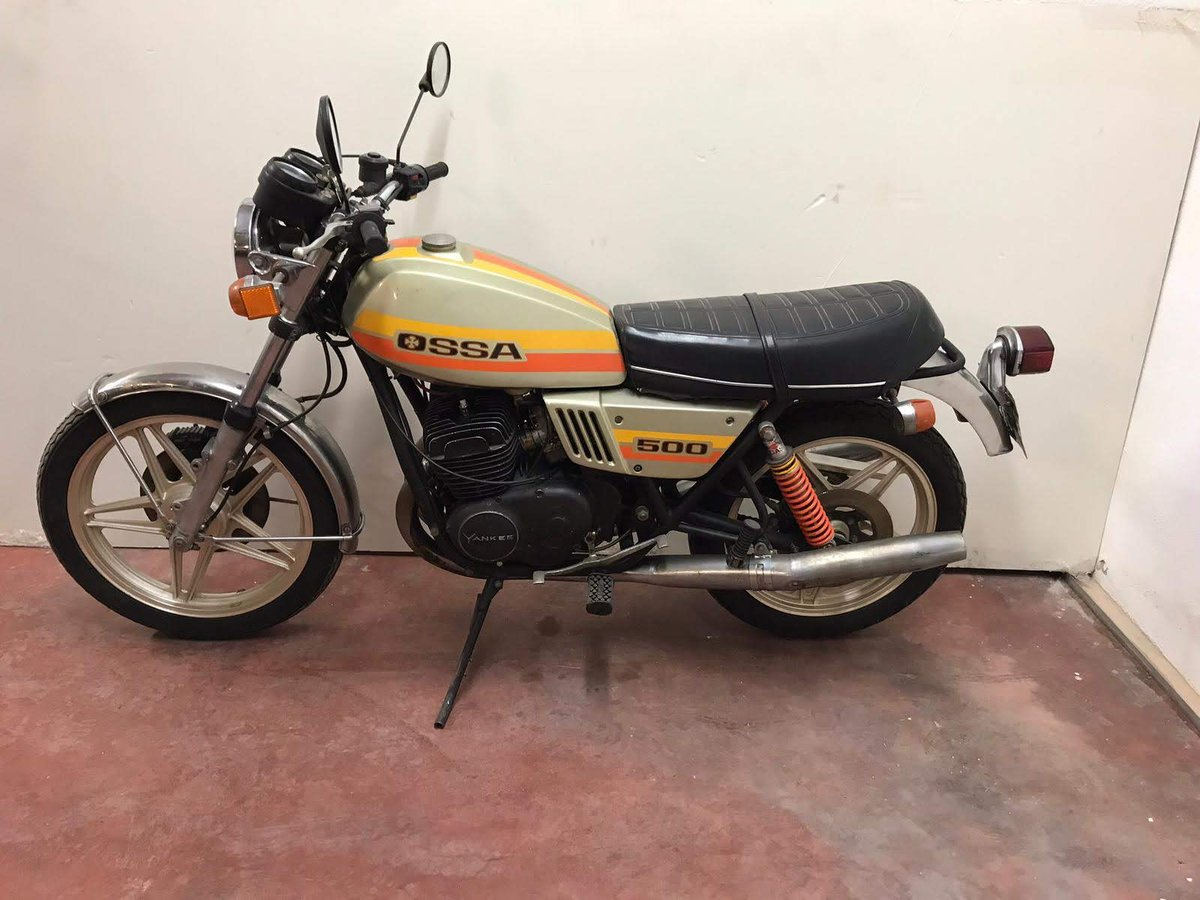 1977 OSSA Yankee 500 For Sale (picture 2 of 2)