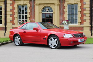1993 Immaculate Mercedes Benz SL300, Beautiful!