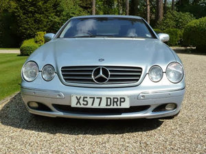 1990 Mercedes Cl500 For Sale