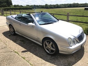 2001 Collector quality clk430 conv 40k miles from new For Sale