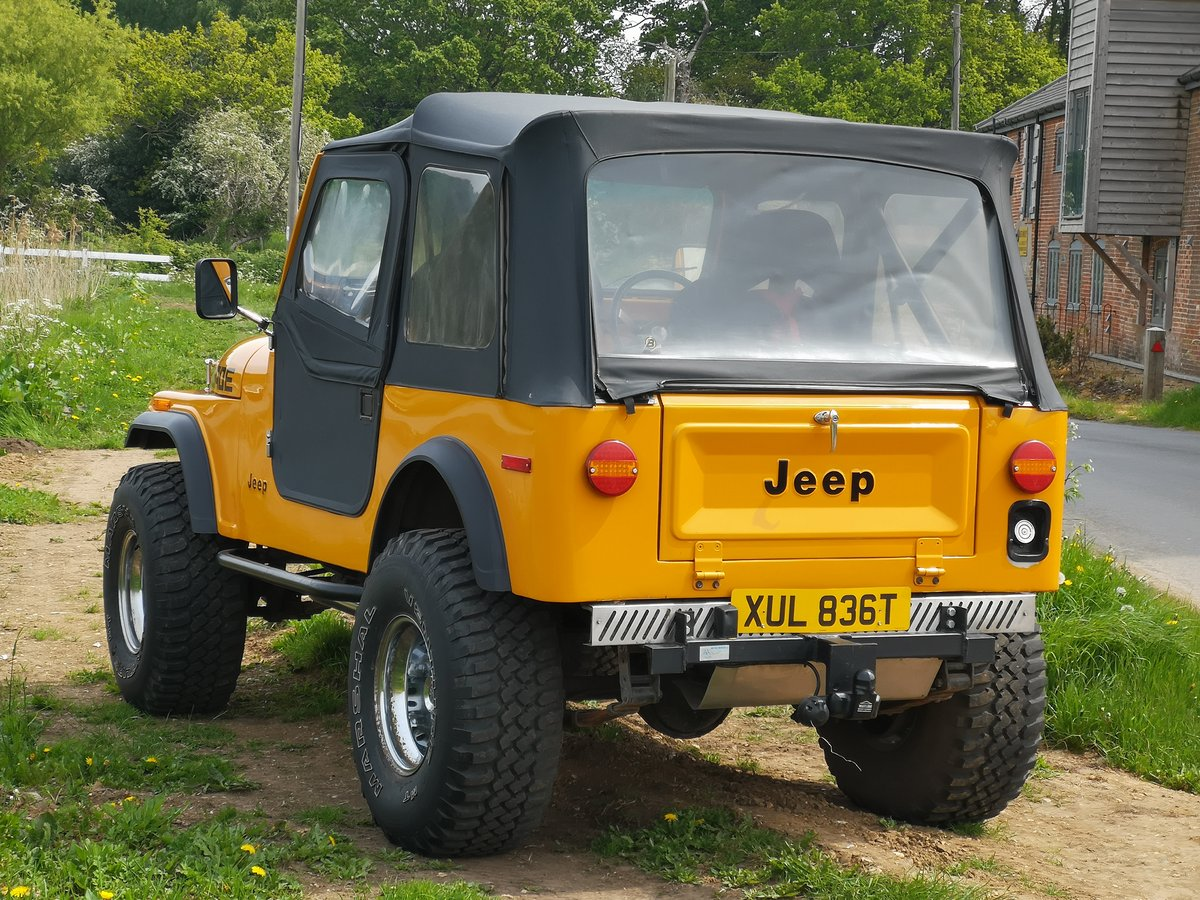 1978 5.9Lt Renegade Jeep cj7 For Sale (picture 2 of 6)
