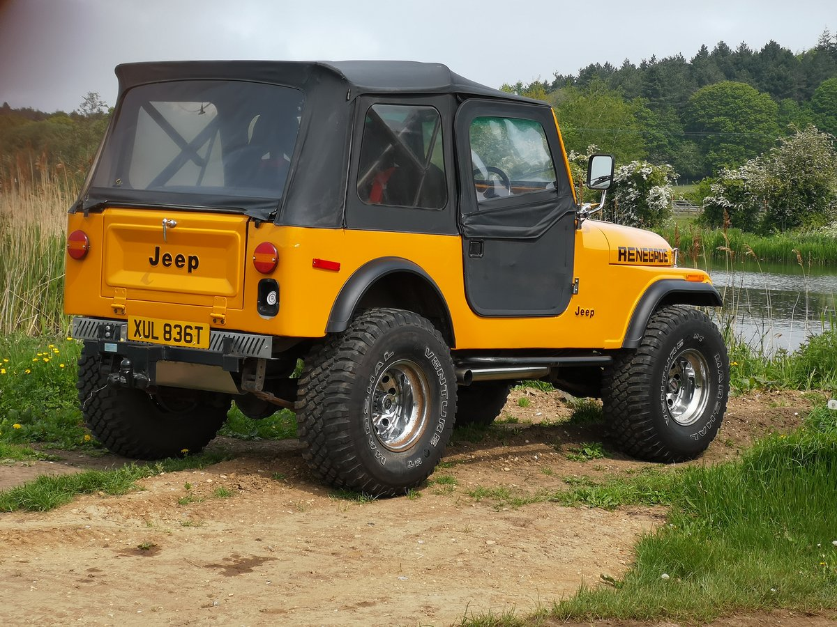 1978 5.9Lt Renegade Jeep cj7 For Sale (picture 3 of 6)