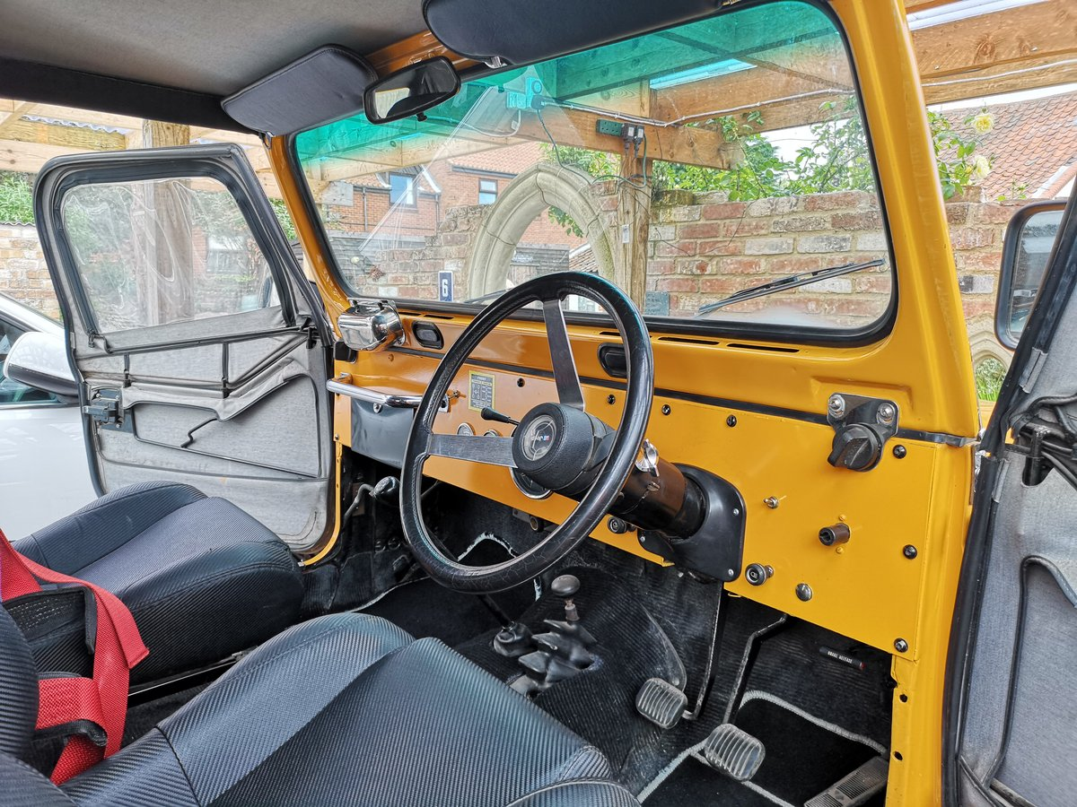 1978 5.9Lt Renegade Jeep cj7 For Sale (picture 5 of 6)