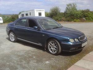 2000 Rover 75 2.0 Club SE  V6 For Sale