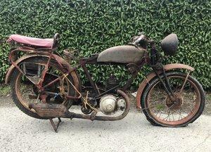 1933 Monet Goyon - D17L  Villiers Super Sport TT engine