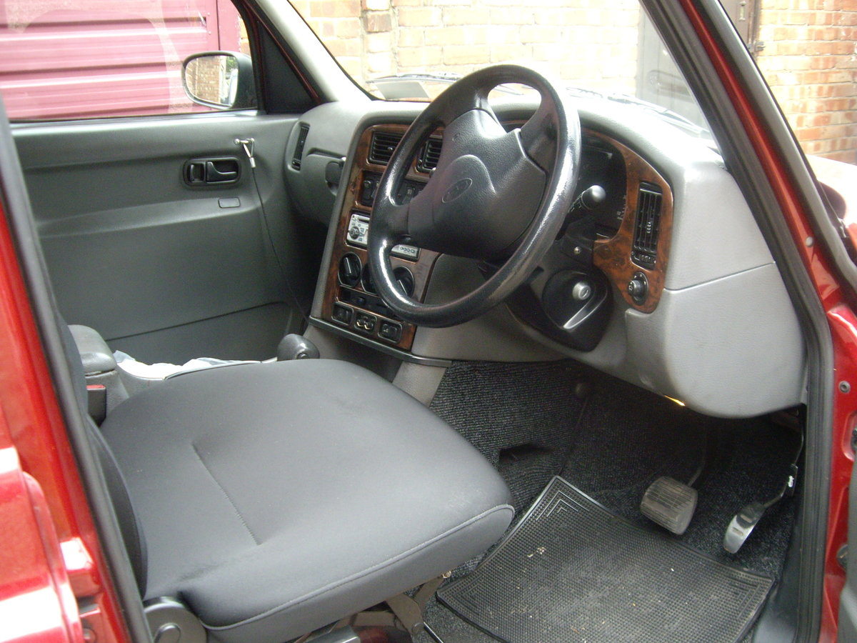 2006 London TX2 Taxicab For Sale (picture 5 of 6)