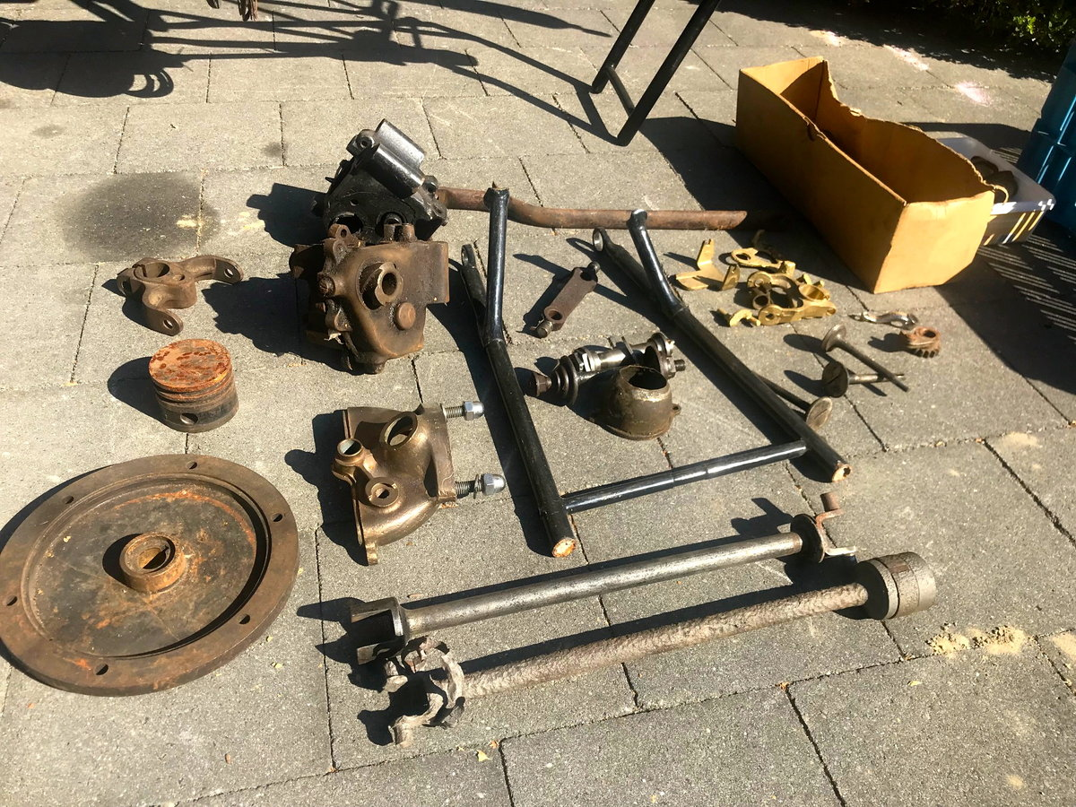 FN - 285 TT  shaft drive 1922 For Sale (picture 6 of 6)