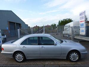 2001 Mercedes-Benz E Class E320 CDI Elegance 4dr Auto For Sale