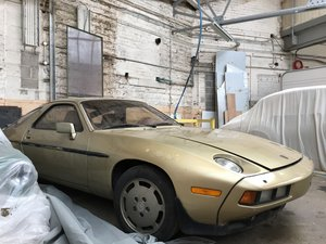 1982 Porsche 928 'Weissach Edition' For Sale