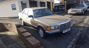 1983 Mercedes 280se For Sale