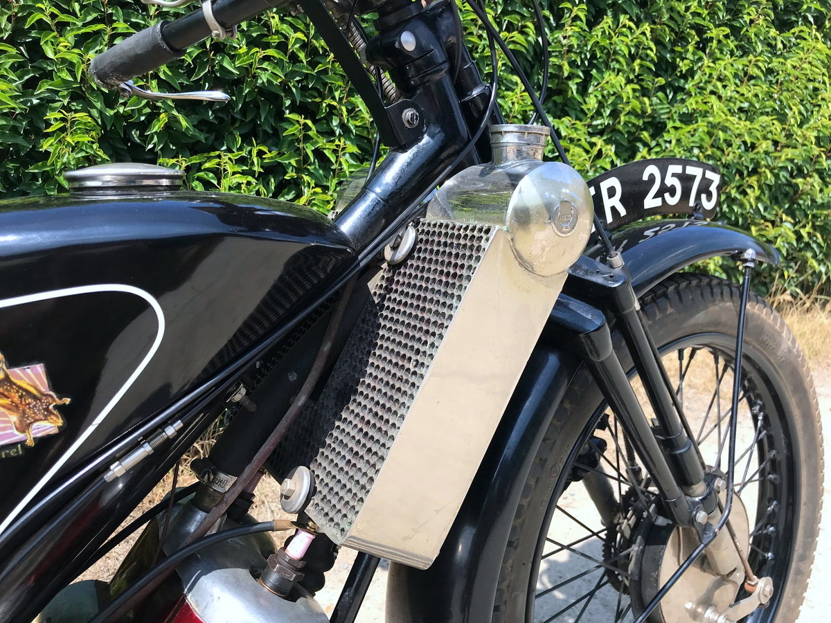 1926 Scott - Flying Squirrel 600 For Sale (picture 2 of 6)