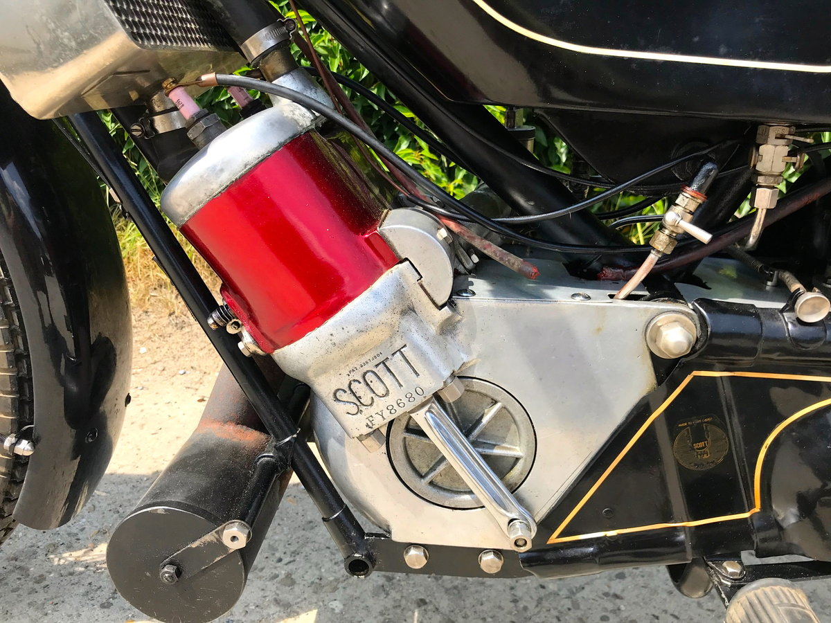 1926 Scott - Flying Squirrel 600 For Sale (picture 6 of 6)