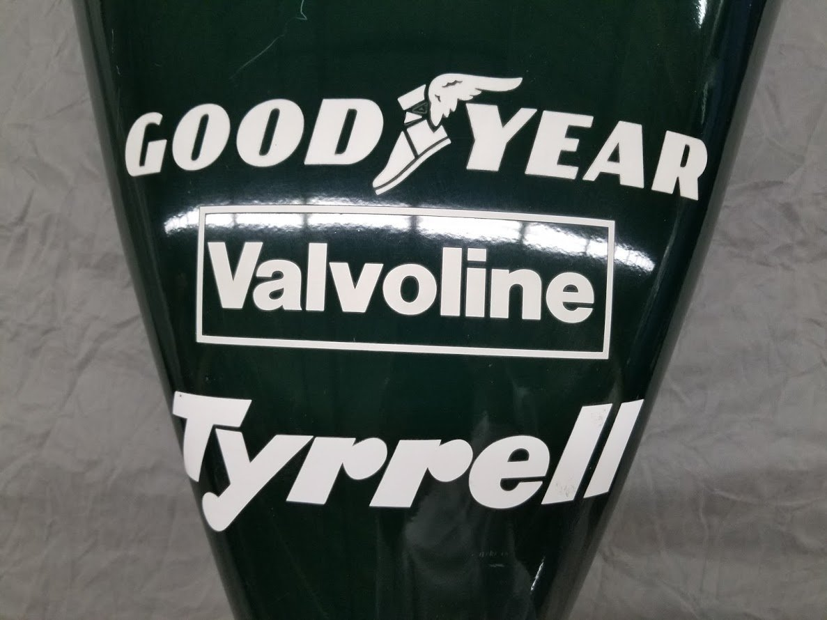 1982 Brian Henson Tyrrell Nosecone For Sale (picture 4 of 6)