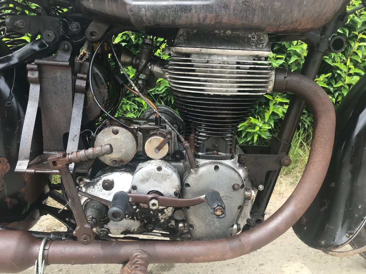 1948 Terrot - RSSE - RGAS  500cc OHV For Sale (picture 2 of 5)