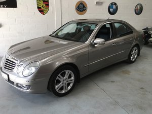 2007 Mercedes E class stunning example of this Luxury For Sale