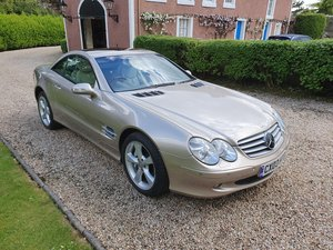 Mercedes SL600 V12 Bi Turbo, 2003, 66000 Miles