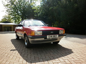 FORD CORTINA CRUSADER 1.6 RARE AUTOMATIC 1982 For Sale