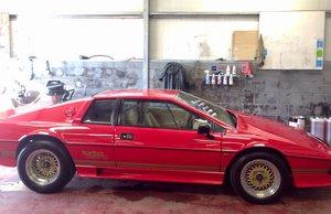 1983 Lotus Esprit Turbo For Sale