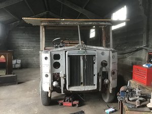 1966 Atkinson 8 wheel flat bed For Sale