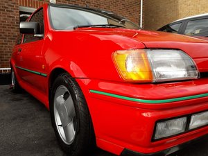 1990 Fiesta RS turbo, Great car priced to sell