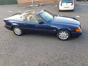 1995 Mercedes 500SL  For Sale