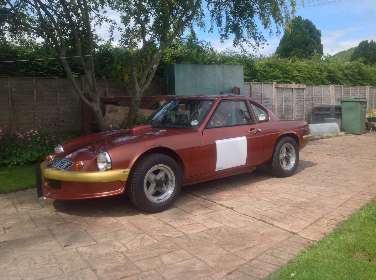 1972 Ginetta G15S Competition Prepared Hillclimb/Sprint For Sale (picture 1 of 6)
