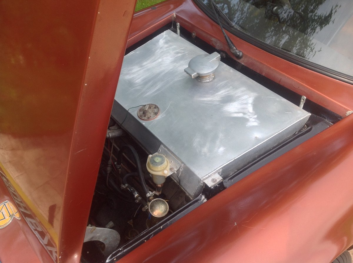 1972 Ginetta G15S Competition Prepared Hillclimb/Sprint For Sale (picture 5 of 6)