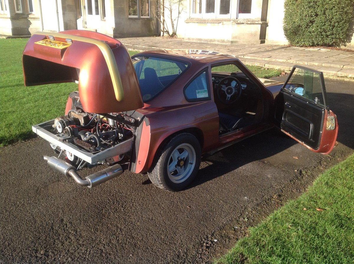 1972 Ginetta G15S Competition Prepared Hillclimb/Sprint For Sale (picture 6 of 6)
