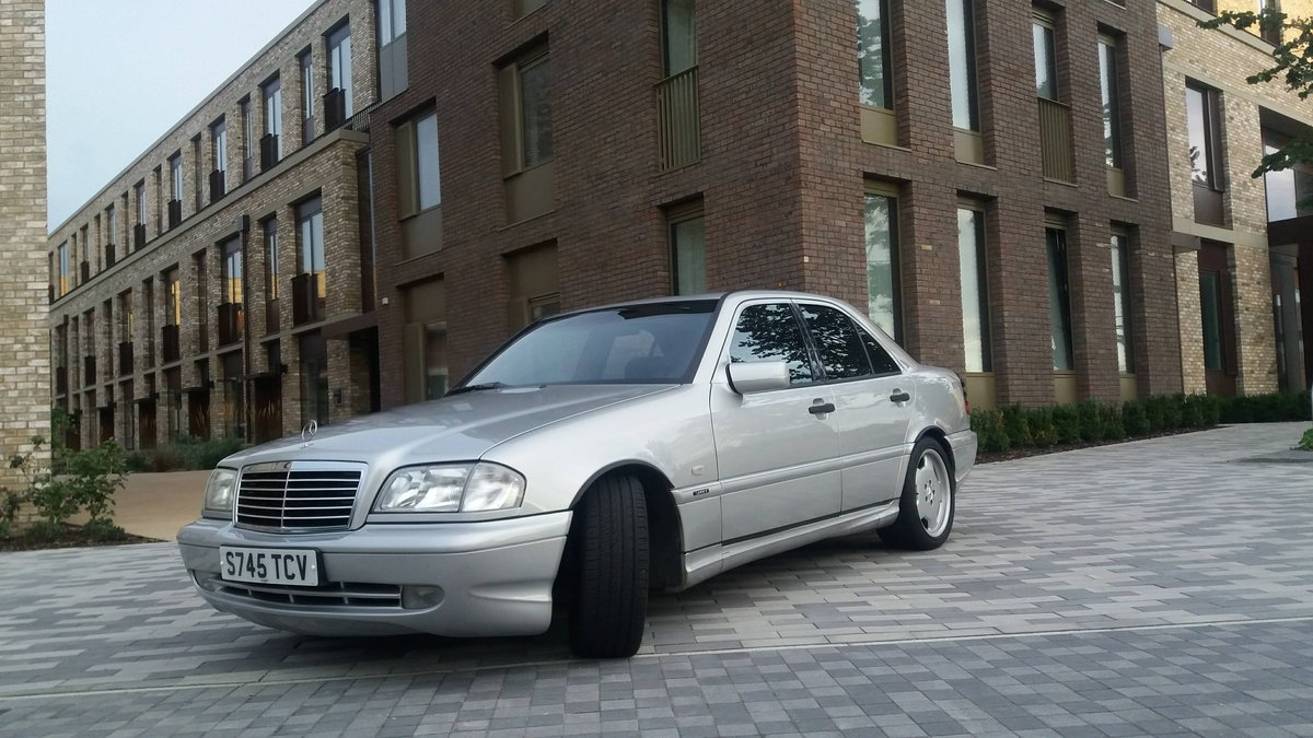 1999 99 Mercedes c43 amg For Sale (picture 1 of 6)
