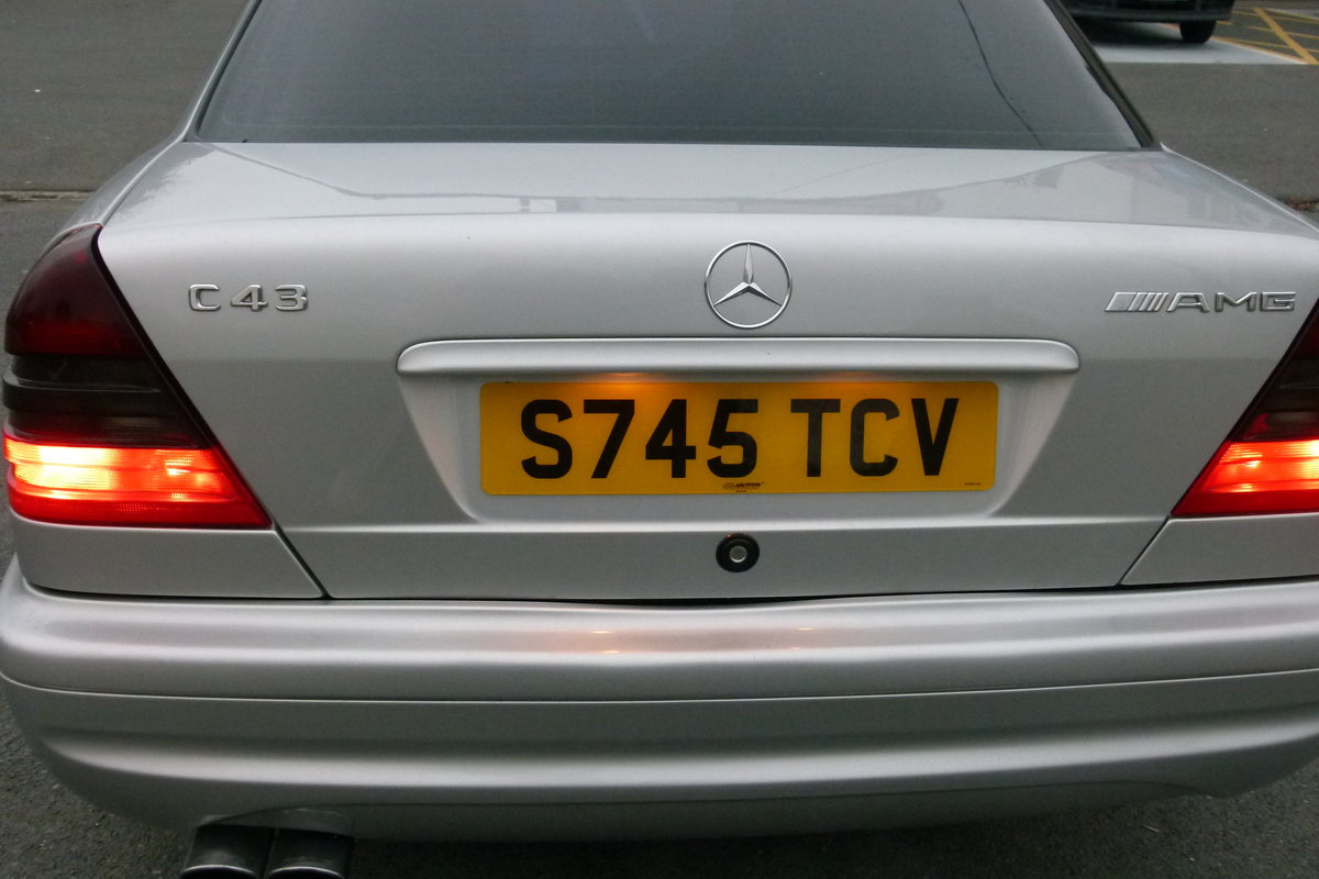 1999 99 Mercedes c43 amg For Sale (picture 2 of 6)