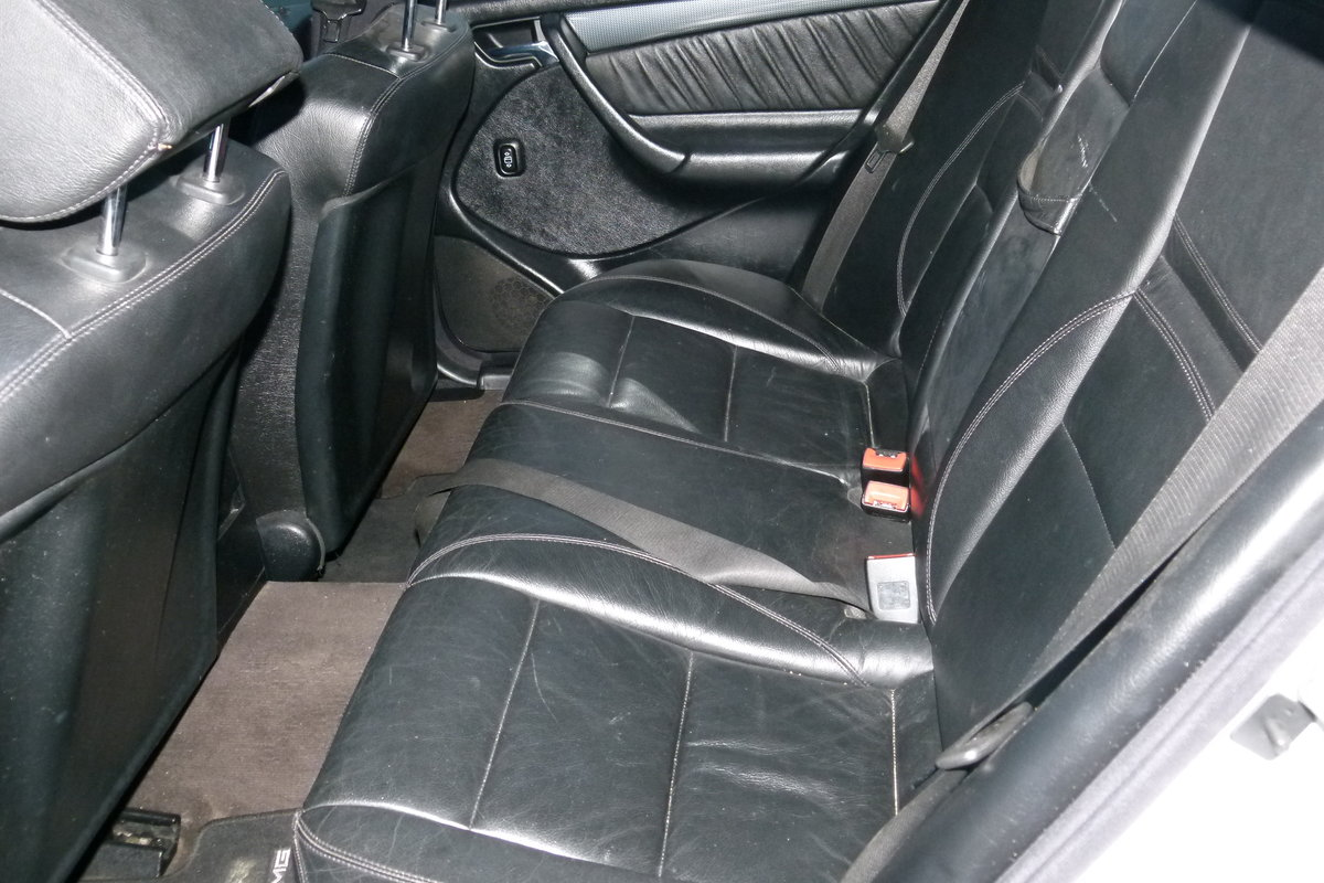 1999 99 Mercedes c43 amg For Sale (picture 4 of 6)