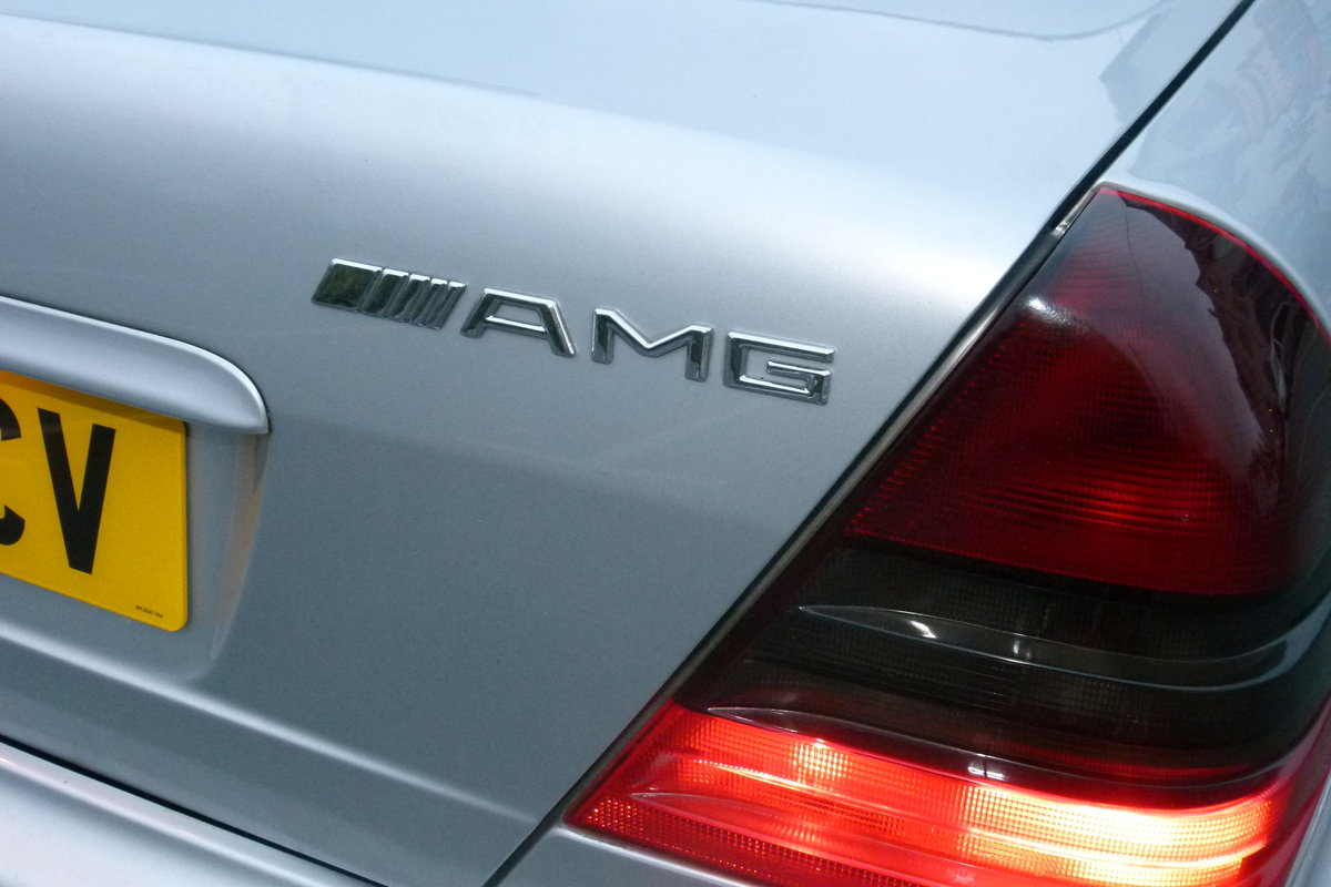 1999 99 Mercedes c43 amg For Sale (picture 6 of 6)