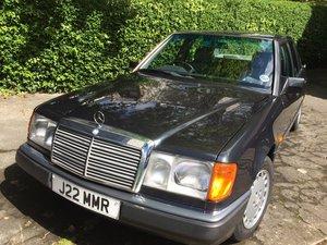 1992 Excellent 230E auto saloon For Sale