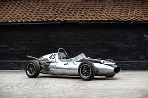 1958 Cooper-Climax Type 45 - ex-Jim Russell, Mike McKee For Sale