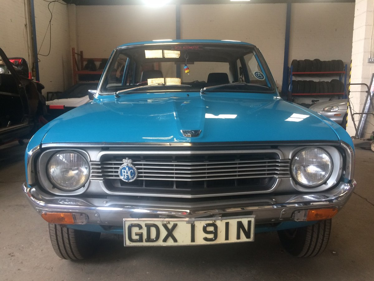 Mazda 1000 1974 original unrestored 14000 from new For Sale (picture 1 of 6)