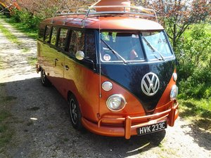 1965 Volkswagen split screen camper For Sale