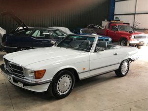 1988 Mercedes 300SL 69000 Genuine miles For Sale
