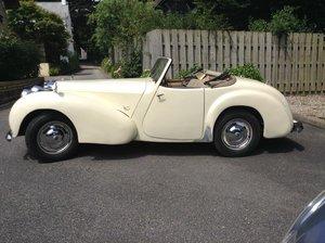 1947 Triumph Roadster For Sale