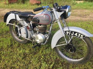 Ambassador Embassy 197cc 1954 For Sale