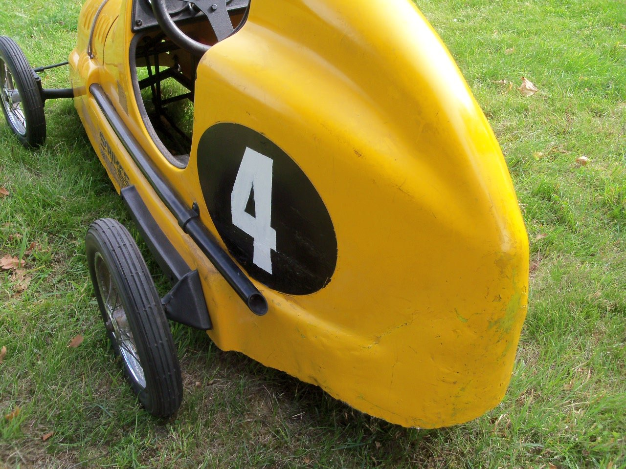 Austin Pathfinder Pedal Car (Replica) For Sale (picture 6 of 6)